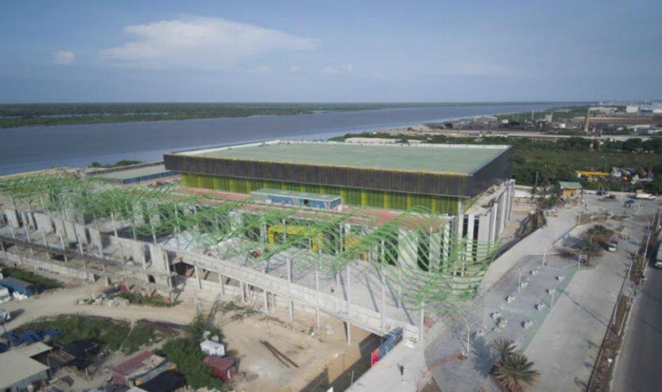 Inauguran Centro de Convenciones