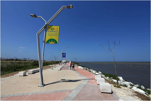 Edubar entra en el negocio de la avenida del Río y el Malecón