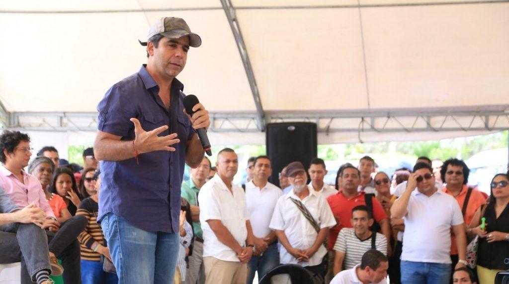 Alejandro Char anuncia el nuevo edificio de la Alcaldía